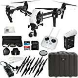 DJI Inspire 1 V2.0 Quadcopter With Single Remote Starters Bundle