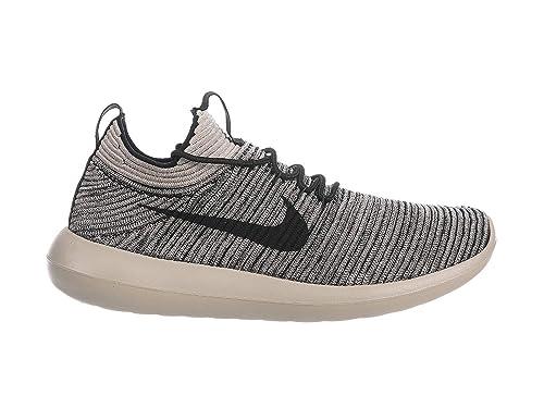 reputable site 76d45 4d28a NIKE Men's Roshe Two Flyknit V2 Nylon Running Shoes: Amazon ...