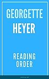 GEORGETTE HEYER: READING ORDER (English Edition)