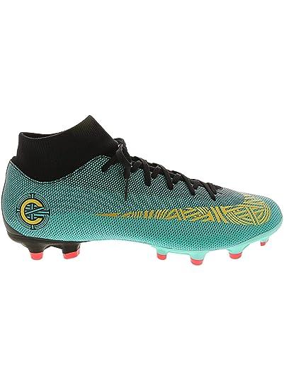 dce2646d9475 Nike Men's Mercurial Superfly Vi Academy Cr7 Footbal Shoes: Amazon.co.uk:  Shoes & Bags