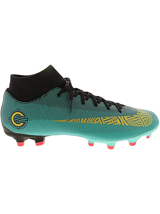 Amazon.com | Nike CR7 Superfly 6 Academy (MG) Mens Multi-Ground Soccer Cleats (9.5 M US) | Soccer