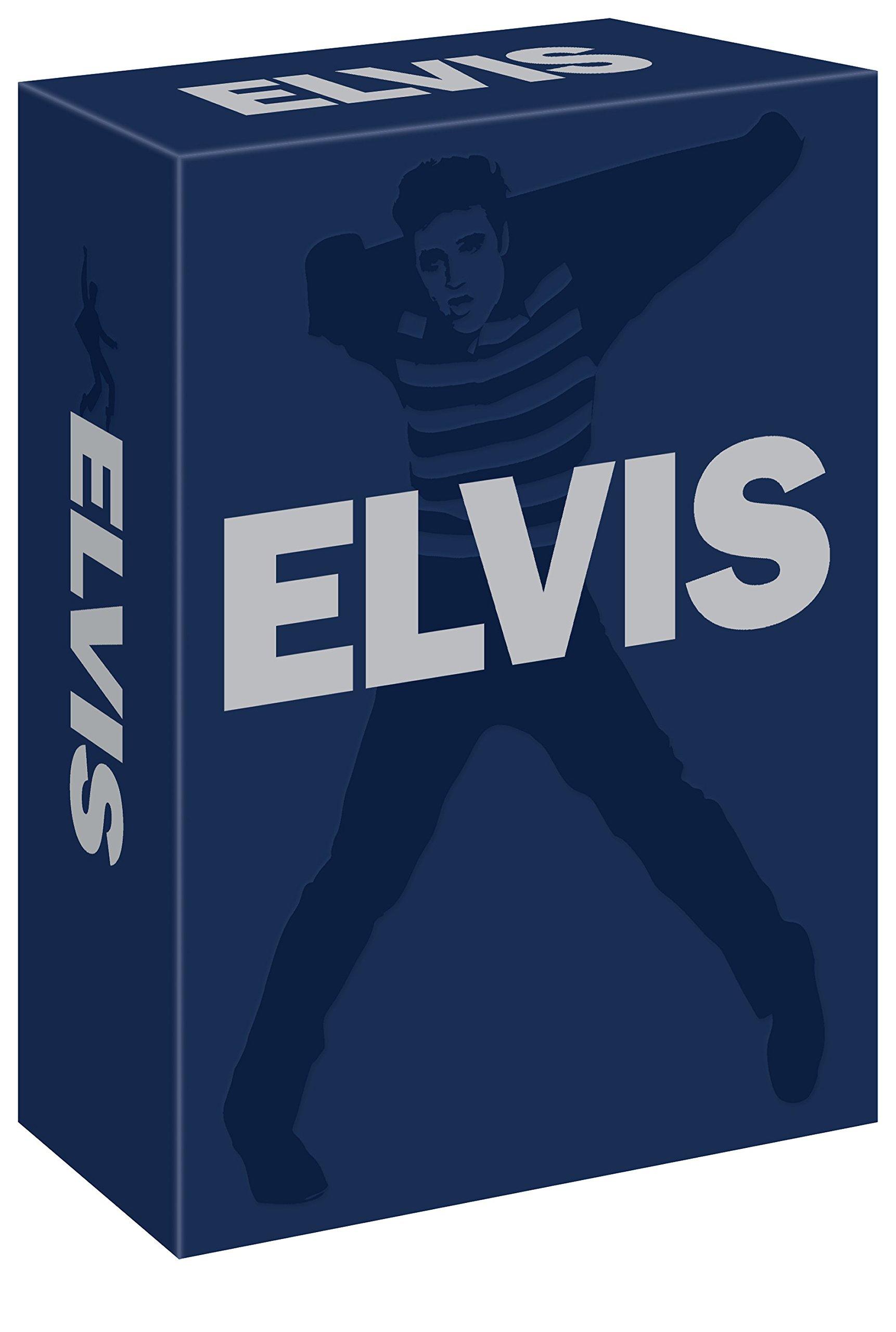 Elvis: Blue Suede Collection (Jailhouse Rock / Viva Las Vegas / It Happened at the World's Fair / Kissin' Cousins / Girl Happy / Live a Little, Love a Little / Elvis: That's the Way It Is / This Is Elvis)