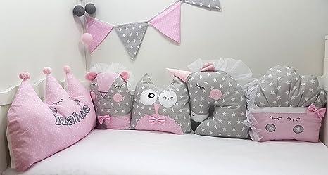 Cojín para bebés almohada para cuna una verzierung con ...