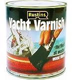 Rustins Yacht Varnish, Satin 2.5 Litre