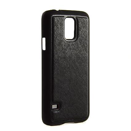 Amazon.com: Kroo Samsung Galaxy S5, color negro – carcasa ...