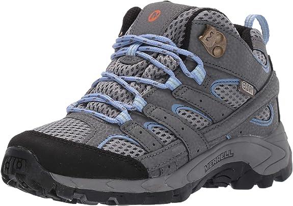Merrell Unisex-Child Moab 2 Low Lace WTRPF Sport Sandal