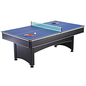 hathaway maverick table tennis side