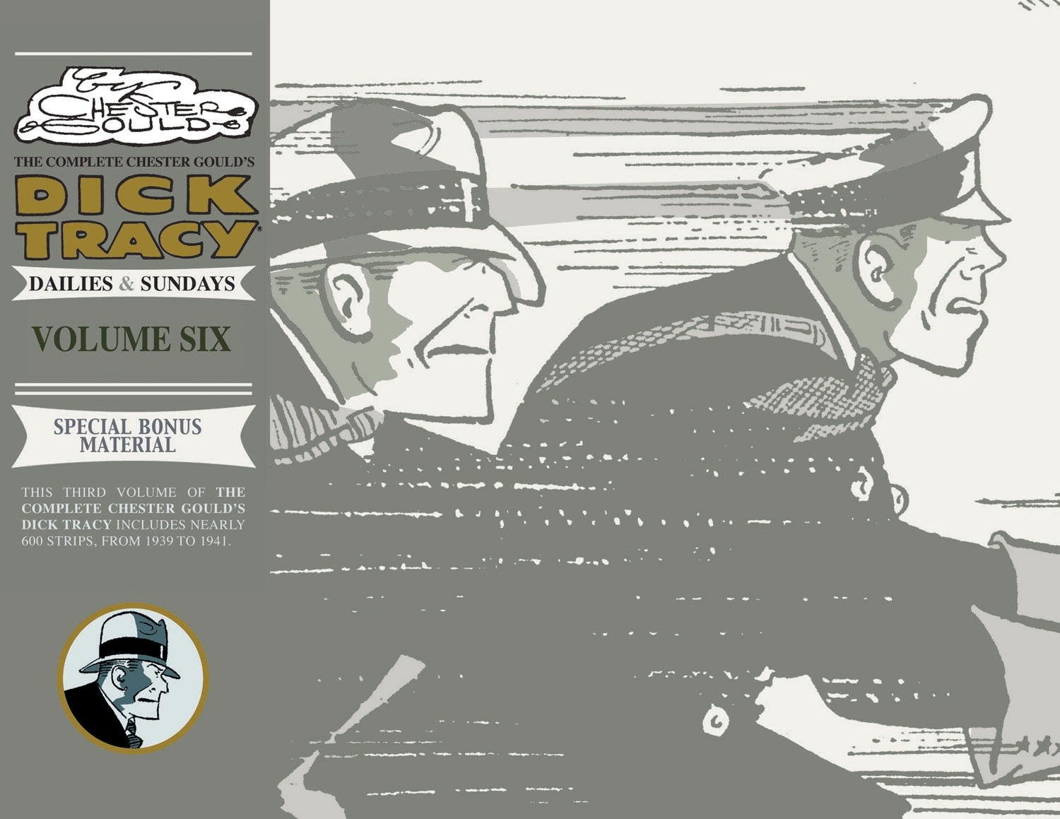 Read Online Complete Chester Gould's Dick Tracy Volume 6 pdf epub