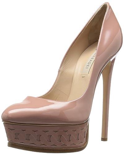 Amazon.com  Casadei Women s Platform Dress Pump  Shoes b3958c5992e