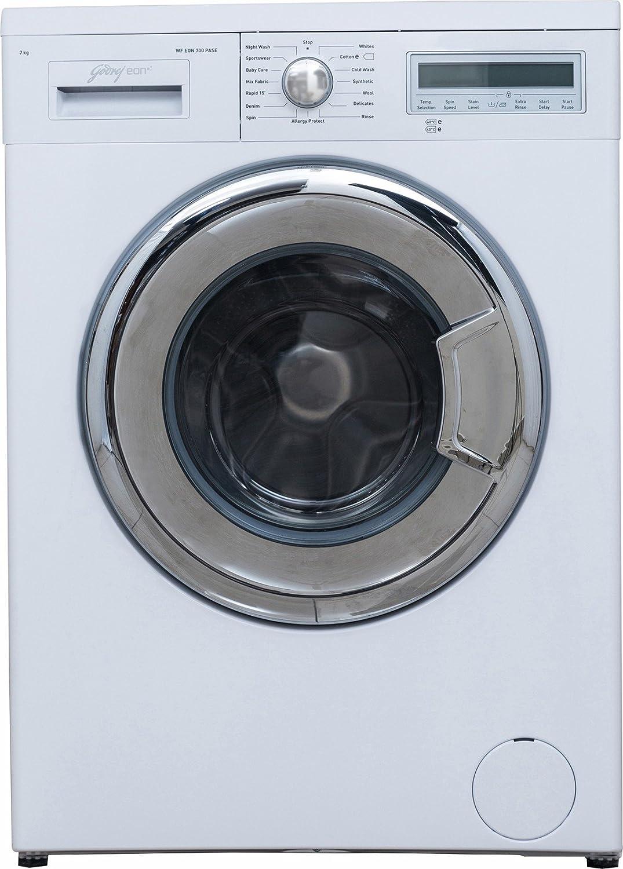 Godrej 7 kg Fully-Automatic Front Loading Washing Machine