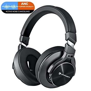 Auriculares Bluetooth - FITFORT Cascos Bluetooth ...