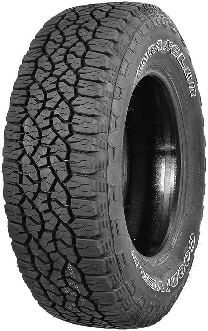 Amazon Com Goodyear Wrangler Trailrunner At All Terrain Radial Tire