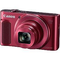 Canon PowerShot SX620HS Digital Camera(SX620HSR) 3 Inch display,Red (Australian warranty)