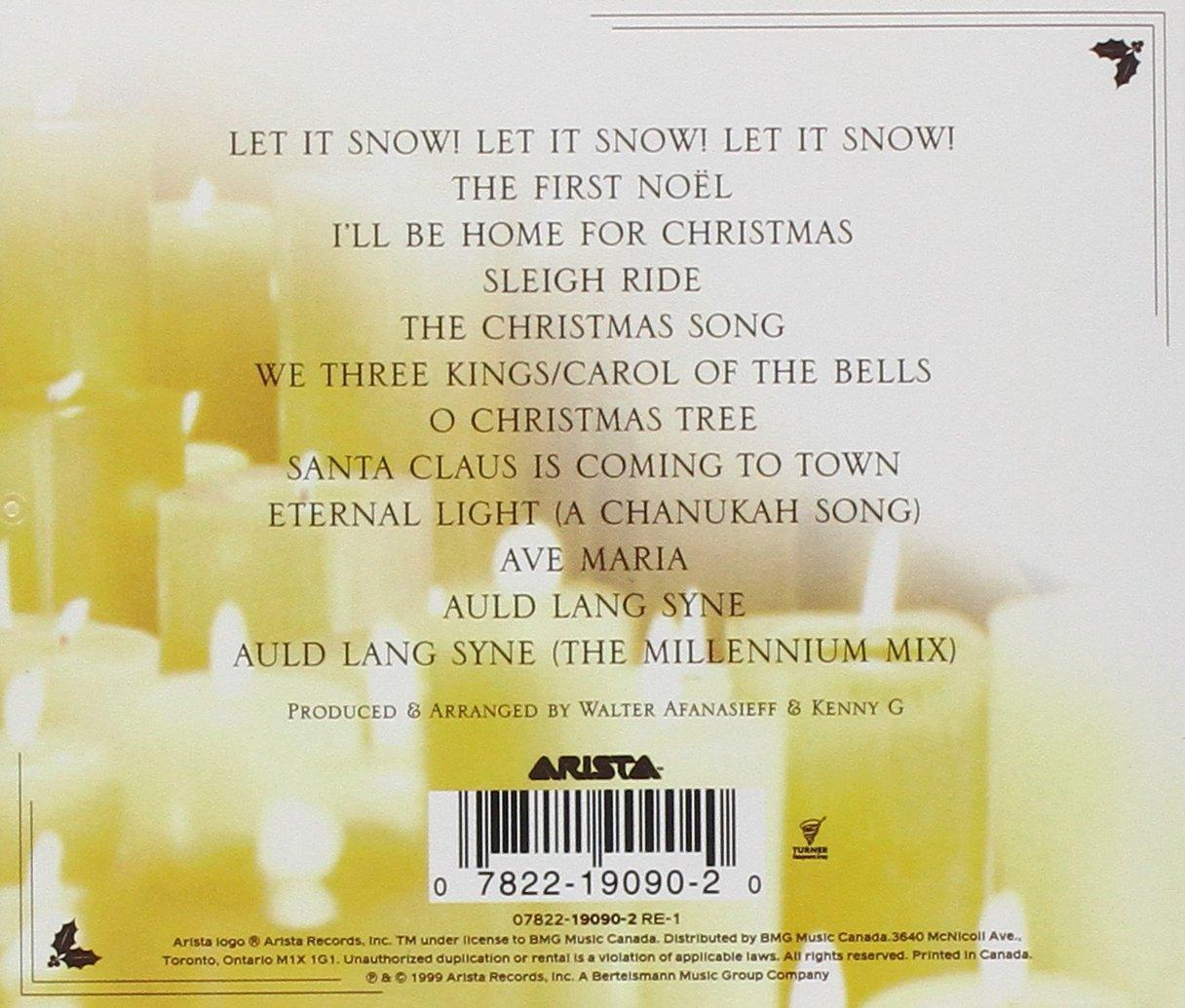Kenny G - Faith-A Holiday Album - Amazon.com Music
