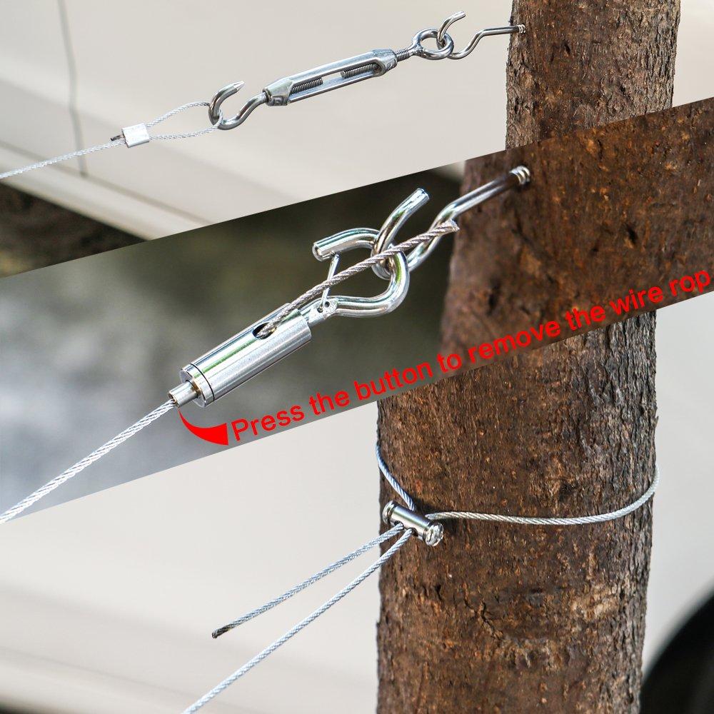 Outdoor Hanging String Lights Led: YQL Outdoor Lights Hanging Kit,Globe String Lights