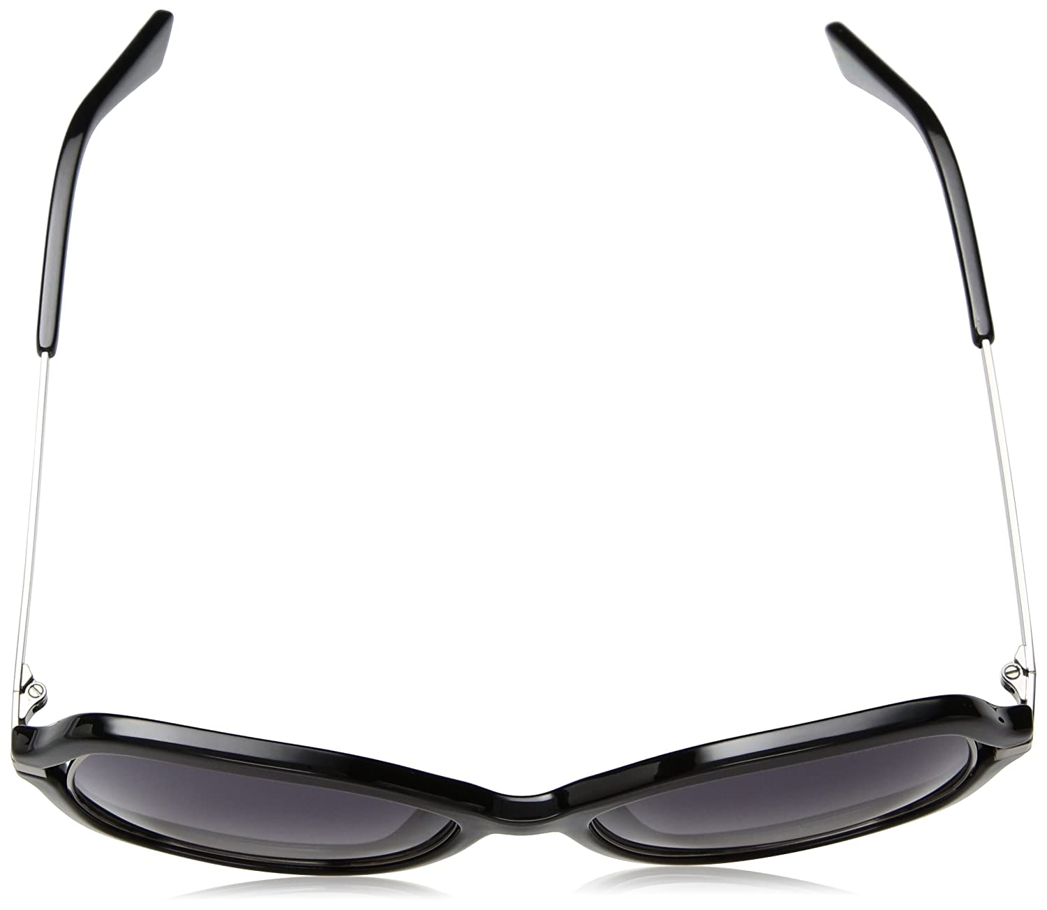 d2de0935847 Polaroid PLD4068 S 807 Black PLD4068 S Butterfly Sunglasses Polarised Lens  Cate  Amazon.co.uk  Clothing