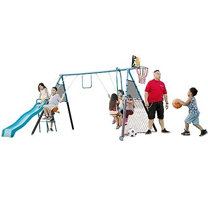 Amazon Com Fitness Reality Kids 8452 Fitness Realtiy Kids 7 Station
