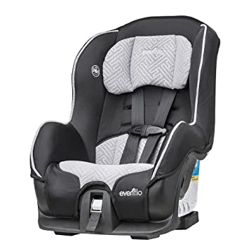 Amazon.com : Evenflo Tribute DLX Convertible Car Seat - Baylor : Baby