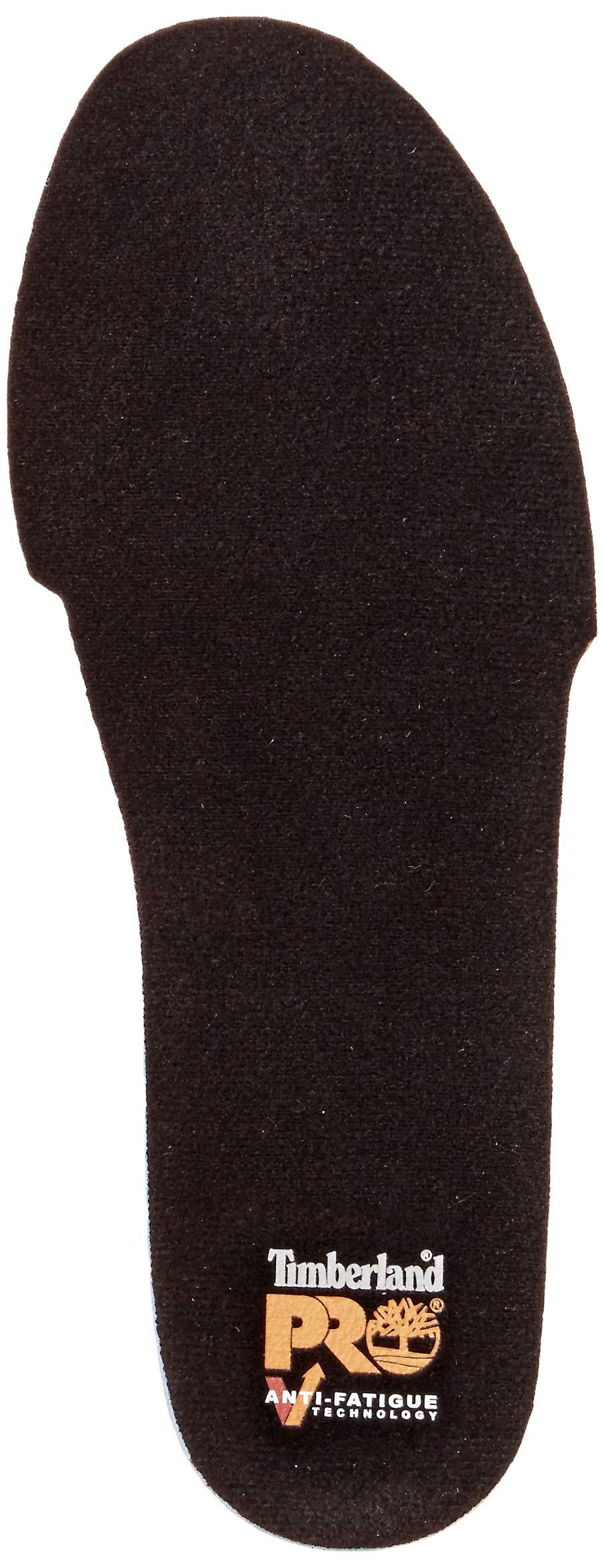 Timberland PRO Men's Anti Fatigue Technology Replacement Insole,Orange,X-Small/NA M US