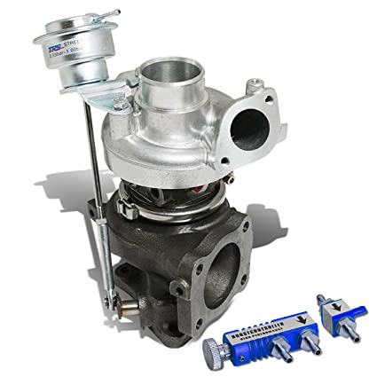For Eclipse/Talon/Laser TD05 16G 4G63T DSM Turbocharger w/Wastegate Turbine  A/R  70+30 psi Boost Controller Blue