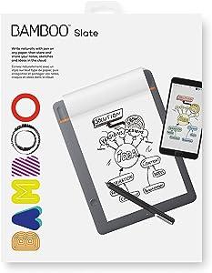 Wacom Bamboo Folio Smartpad Digital Notebook