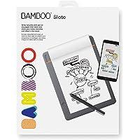 Wacom Bamboo pizarrón SmartPad Digital portátil, Folio, Azul, Pequeño