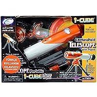 Eascolight i-Cube 6X Portatif Teleskop Çocuk Bilim Seti - Sunman