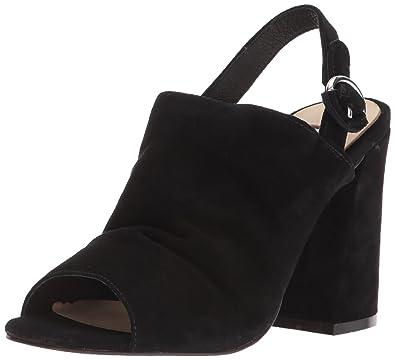 Chinese Laundry Kristin Cavallari Women s Lilla Heeled Sandal Black 10 ... 33e6b7556