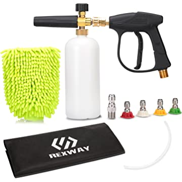 best Rexway Snow Foam reviews