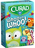 Curad Bandages, Owls, 6 boxes of 20,120 count