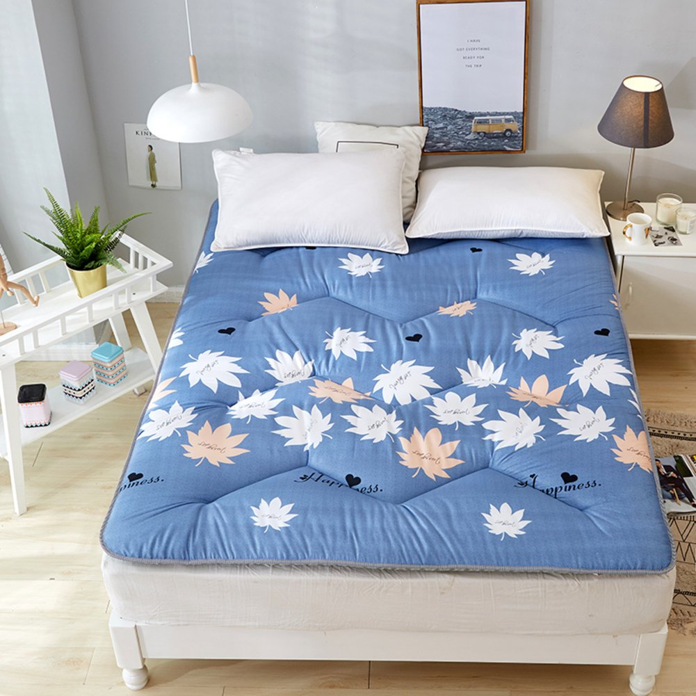 Thicken Collapsible Mattress,Mat Tatami mats For Student [dorm room] [individual] [double]-I 90x200cm(35x79inch)
