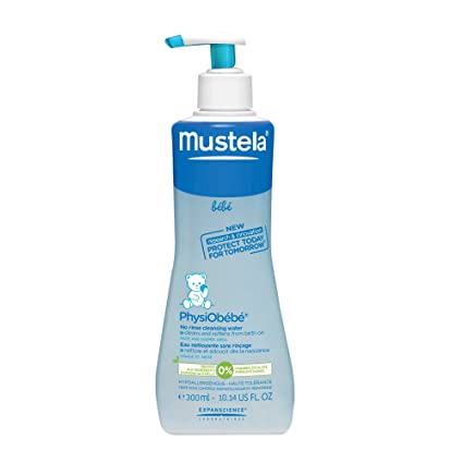 MUSTELA PHYSIOBEBE DOSIFICADOR 300 ML.