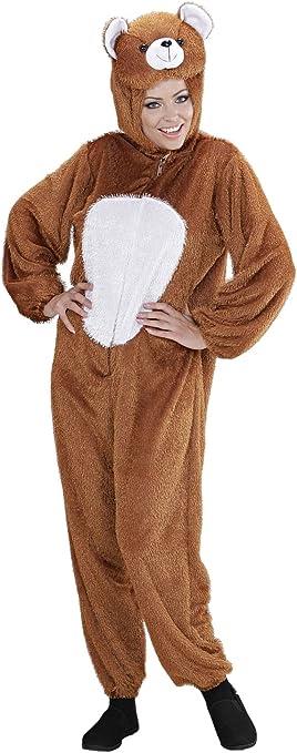 WIDMANN Widman - Disfraz de oso para mujer, talla M (9947B ...