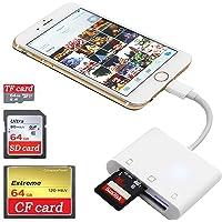 KLTrust 3-in-1 Card Reader for iPhone / iPad