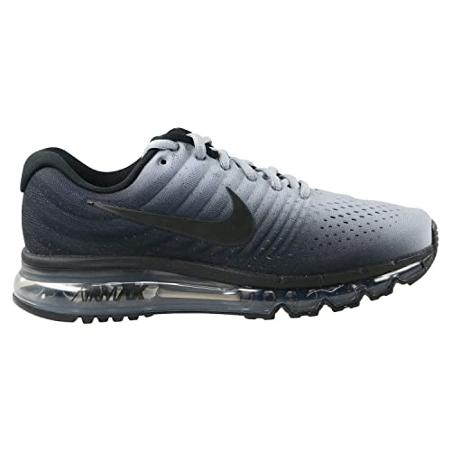 the latest 41b59 7afda Nike Men s Air Max 2017 Bg Competition Running Shoes, Multicolour  Black-Wolf Grey 001, 5.5 UK  Amazon.co.uk  Shoes   Bags