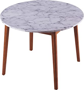 Amazon Com Versanora Ashton Dining Tables Walnut Tables