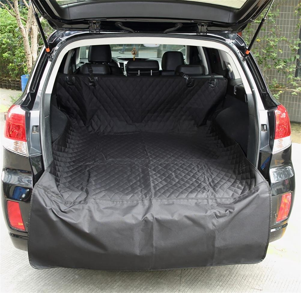 Black LAMEI Cargo Liner Cover for SUV Rear Car Seat Cover Hammock for SUV Car and Truck