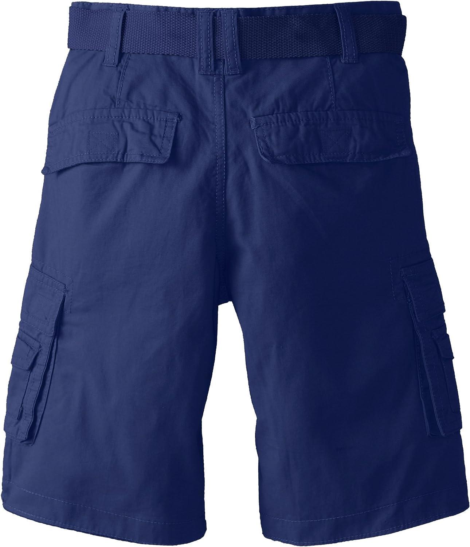 Polo Assn Big Boys Denim Belted Short U.s