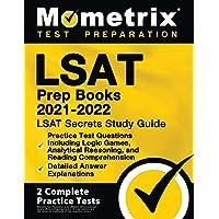 LSAT Prep Books 2021-2022 - LSAT Secrets Study Guide, Practice Test Questions Including Logic Games, Analytical…