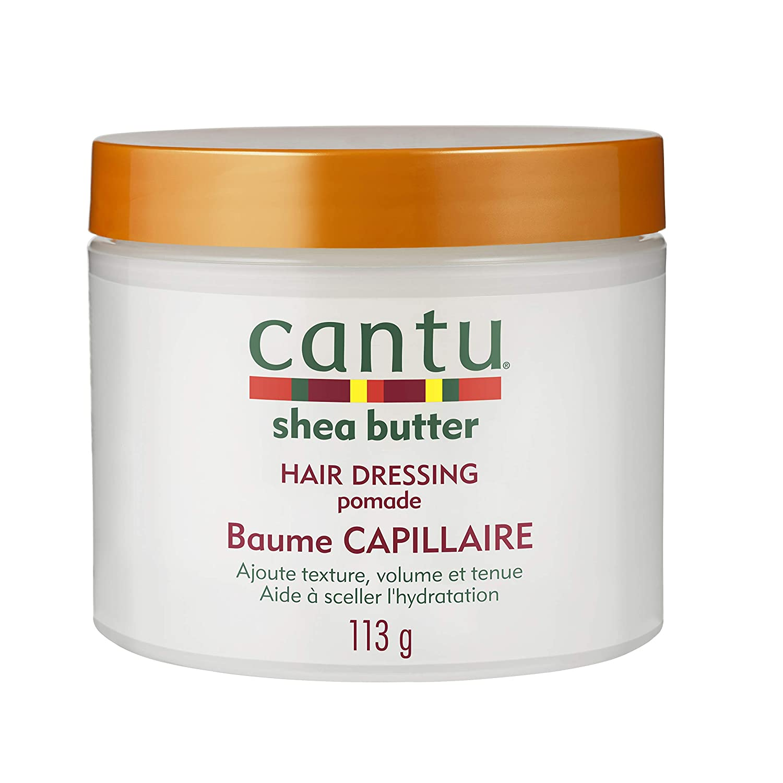 Cantu Shea Butter Hair Dressing Pomade, 4 Ounce: Beauty