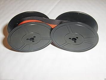 Smith Corona Clipper máquina de escribir - cintas para Smith Corona Clipper (rojo y negro): Amazon.es: Electrónica