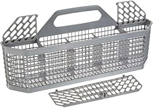 Martinimble Dishwasher Utensil Basket,Dishwasher Utensil Silverware Basket Kitchen Aid Assembly for Home House Tools