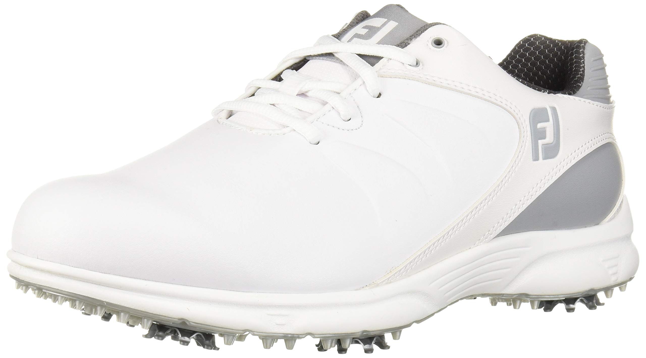 FootJoy Men's ARC XT Golf Shoes, White, 12 XW by FootJoy