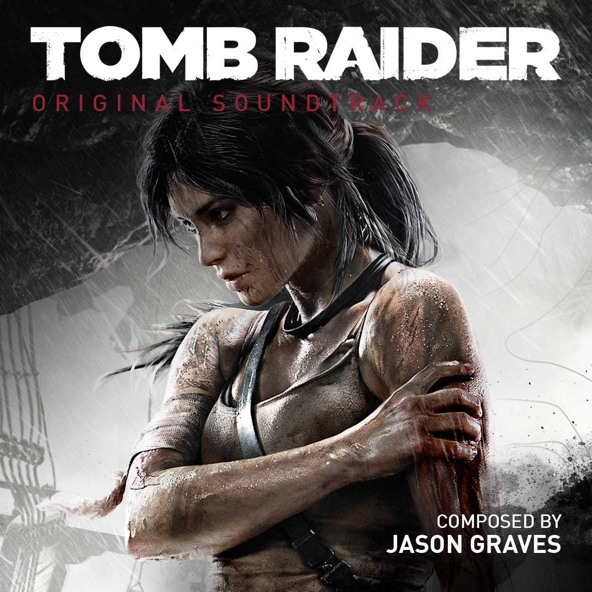 Tomb Raider O S T Tomb Raider Original Game Soundtrack