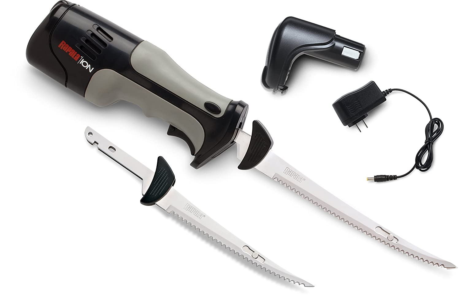 Rapala Lithium Ion Cordless Fillet Knife Kit Review