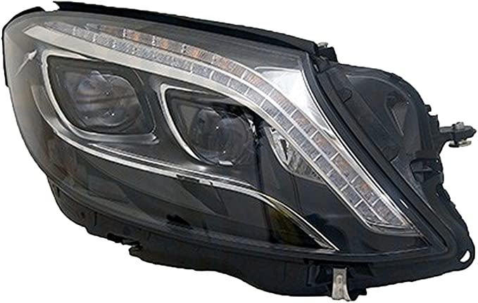 OE Replacement Mercedes-Benz S550//S600//S65 Driver Side Fog Light Assembly Partslink Number MB2592118