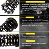 FAERSI Front Pair Complete Shock Struts & Coil