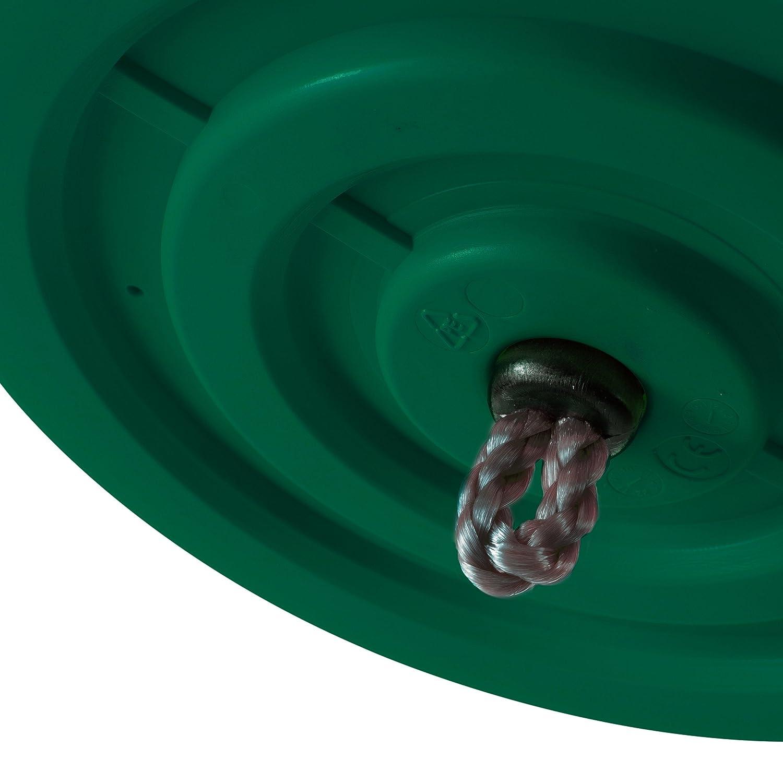 Ultrakidz 331900000150 Fiore Seduta per Altalena in Plastica Resistente alle Intemperie Rosa