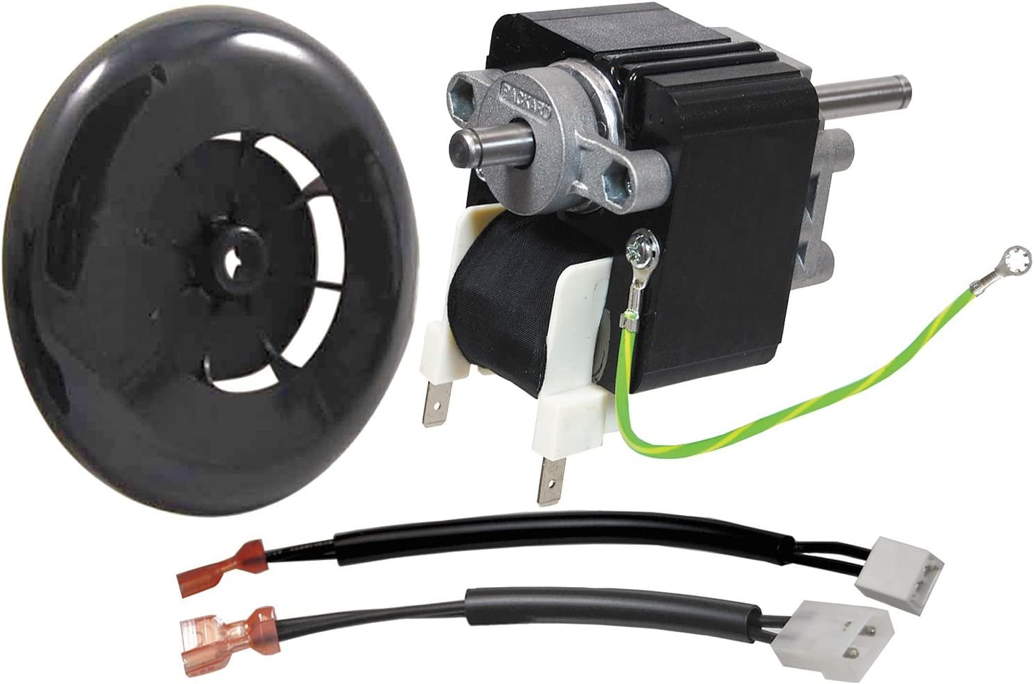 Packard Motors 65570 - 25MHP 230V 3000RPM CW Motor