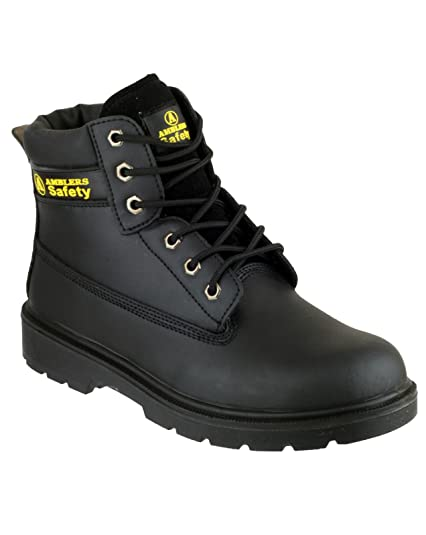 Amblers AS1006 Safety Wellingtons Steel Toe Cap Wellies Mens Work Boots
